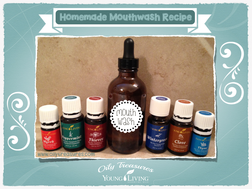 Homemade Mouth Wash 18