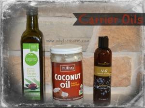 carrier oils 2