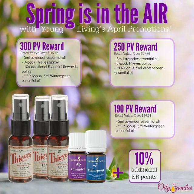 April promo YL